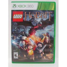 Lego The Hobbit Game Xbox 360 Original Completo Mídia Física