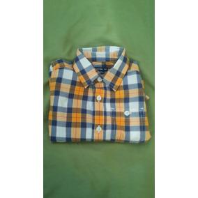Linda Camisa Marca Fox Baby Para Niño - Camisas de Niños en Mercado ... 88f494696e873