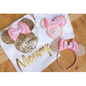Pañalero Minnie Mouse
