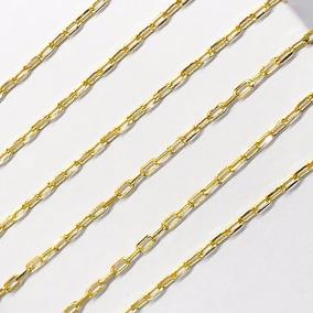 5be198bed15 Corrente Ouro Elo Cartier Cadeado - Joias e Relógios no Mercado ...