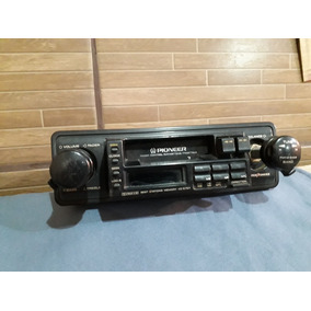 Radio De Carro Pioneer Usado Som Automotivo Usado No Mercado