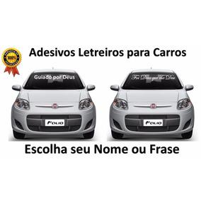 Frase Para Carro Letra Letreiro Nome Para-brisa Frete Grátis
