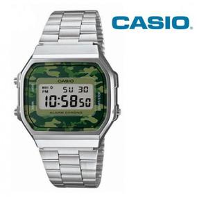 1ad7f64692e Casio Prata Camuflado Por Dentro - Relógio Casio no Mercado Livre Brasil