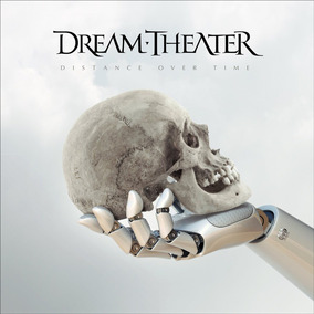 Cd Dream Theater - Distance Over Time (c/ Slipcase+poster)