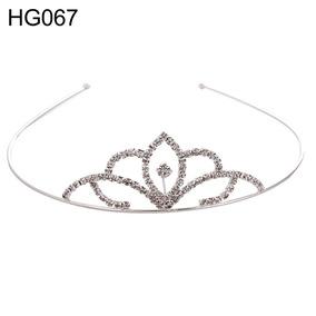 Brillante Diamante De Imitación Tiara Boda Nupcial Corona V 921f71d0911b