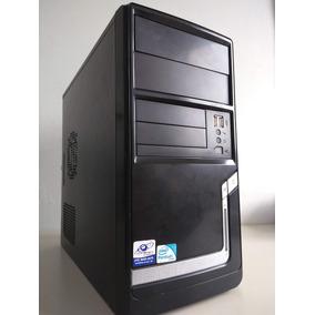 Pc Cpu Dual Core Pentium 2.60ghz 1gb Ddr2 80gb Win7