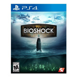 Bioshock The Collection Ps4 Disponible