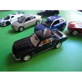 Carritos Colletion Kinsmart Nuevos Mustang Corolla Audi Celi