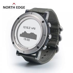 Relógio North Edge Range 2, Altímetro, Bússola, Barômetro...
