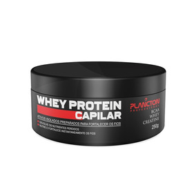 Plancton - Whey Protein Capilar Máscara 250g + Brinde