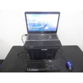 Notebook Gamer Asus I7 1tb Hd Tela 17.3 Fullhd Led Rog G75vw
