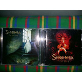 Sirenia The 13th Floor / The Enigma Of Life 2 Cds