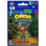 Crash Bandicoot N. Sane Trilogy Ps4 Juego [pcx3gamers]