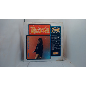 a2823cd8f612c Lp   Brasa Três The Terribles - Vinil   LPs de Música no Mercado ...
