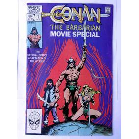 Hq Conan The Barbarian Movie Special 1 E 2 - John Buscema