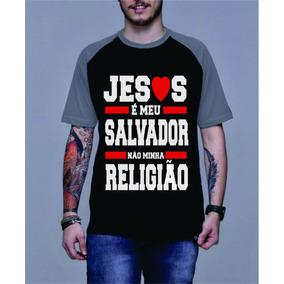 Camisetas Gospel Masculina - Camisetas e Blusas em Minas Gerais no ... 26900f49215a2