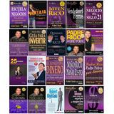 Robert Kiyosaki 23 Libros Digitales Padre Rico Padre Pobre