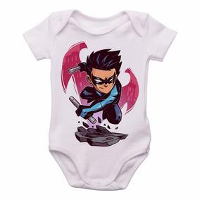 Roupa Do Robin Batman - Roupas de Bebê no Mercado Livre Brasil 73b08496e9e