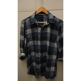 Camisa Xadrez Hering Masculina - Camisas no Mercado Livre Brasil 9f6cf901bef
