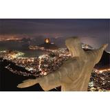 Painel Rio De Janeiro 3,00 X 2,00mt