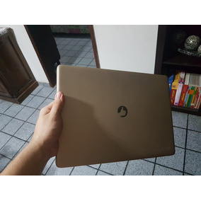 Notebook Positivo Stilo Colors Xc3552 Dourado
