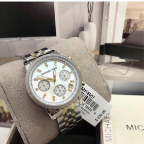 Relogio Michel Kor Mk 5057 - Relógio Michael Kors no Mercado Livre ... c1f3ca0e15