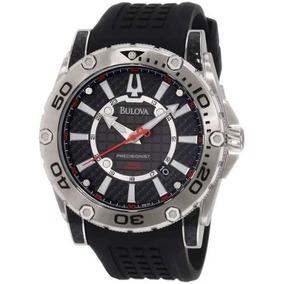 d0374be1ee4 Relógio Bulova Precisionist Masculino Wb31603t. Analógico ...