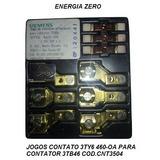 Jogo Contatos Siemens 3ty6 460 Oa Cod.con3504