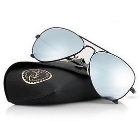 Ray Ban Rb3025 Preto Espelhado - Óculos no Mercado Livre Brasil 184b7d9d2c