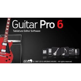 Guitar Pro 6 + Soundbanks + Keygen - Envio Imediato