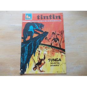 Revista Tintin Nº 19 - Tunga, No Antro Da Morte - 1968