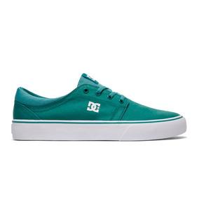 Tenis Hombre Trase Tx Adys300126 Grs Dc Shoes Verde