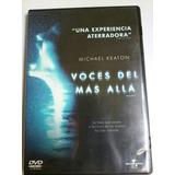 Voces Del Más Allá Dvd Original