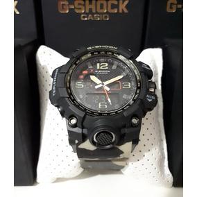3bc1d0ee426 G Shock Mudmaster Camuflado Deserto - Relógio Casio no Mercado Livre ...