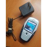 Nokia Ballenita 6600 !!!! Excelente !!!!!