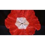 Lote De Carpeta Tejidas A Crochet
