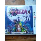 Zelda 3ds Vendo O Cambio
