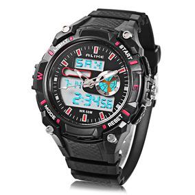 136d41f13f89 Reloj Sport Watch Dual Time - Joyas y Relojes en Mercado Libre México