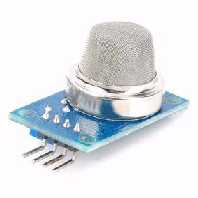 Modulo Detector Sensor Gas Humo Monoxido Arduino Mq 2