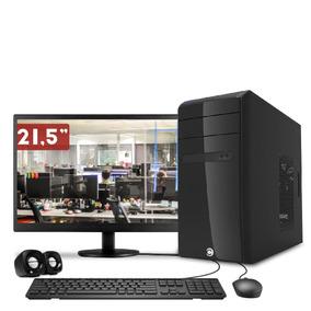 Computador Corpc Intel Core I7 8gb Ddr3 1tb Led 215