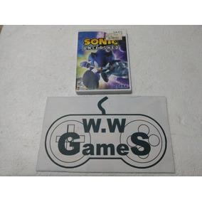 Nintendo Wii - Sonic Unleashed - Original.