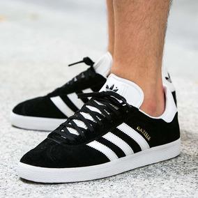 best loved d9cbe 2fd9b Tenis Hombre adidas Gazelle Zapatillas Clasicas Comoda +caja