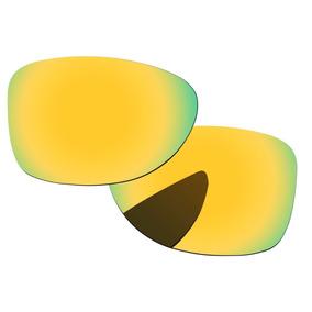 Oakley Plaintiff Squared Dourado De Sol - Óculos no Mercado Livre Brasil e719b05265