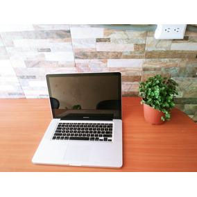 Computadora Apple Macbook Pro 15