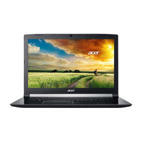 Notebook Gamer Acer 17 I7 16gb 256ssd+1tb 1060 6gb 17,3 Fhd