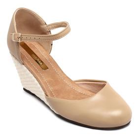 2d17d46a1b Espadrille Moleca Feminino Sandalias - Sapatos no Mercado Livre Brasil