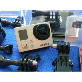 Camara Gopro Hero3 White Edition