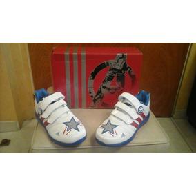 new style dc053 6aab0 Zapatillas Adi Avengers