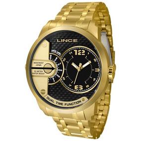 Relógio Lince Masculinooriginal Com Garantia De Fábrica