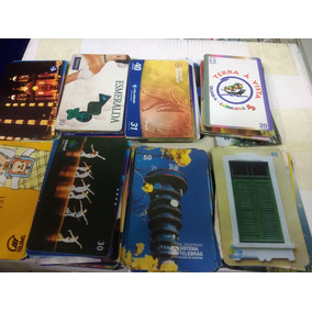 Cartões Telefônicos Em Caixa Surpresa (lote Com 3 Mil)